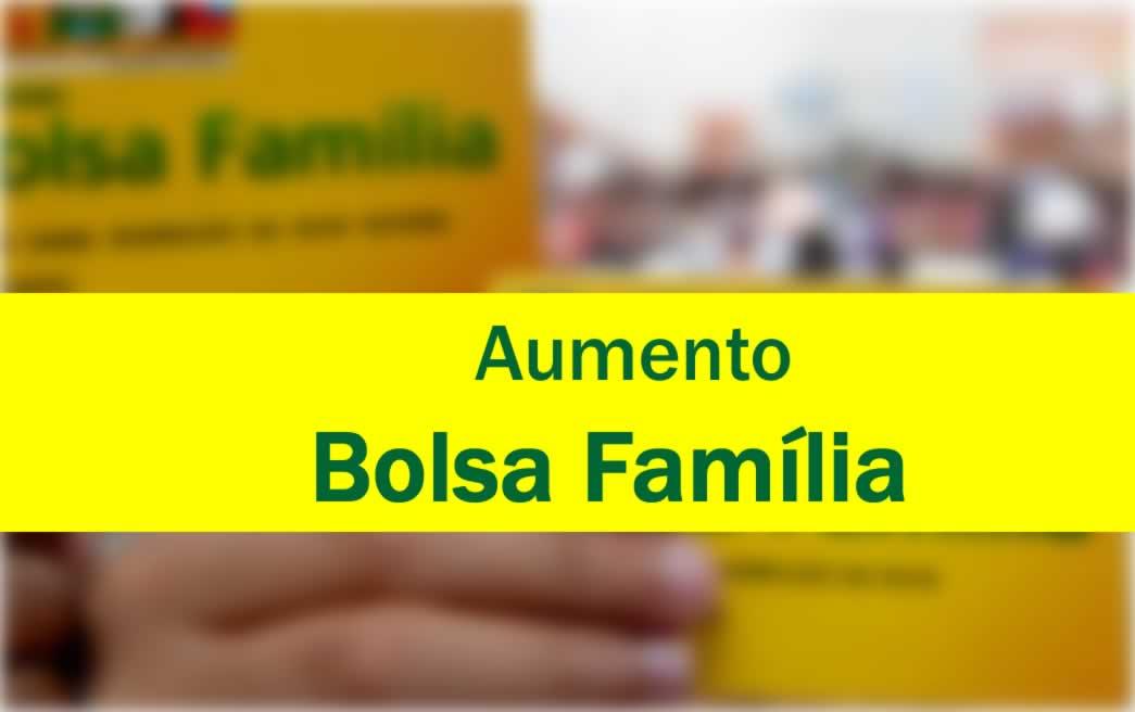 Reajuste Do Dilma Bolsa 2016Aumento Será Família 9 De Anuncia FKlcT1J
